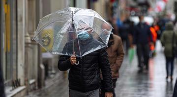 Meteoroloji uyardı Sağanak yağış bekleniyor