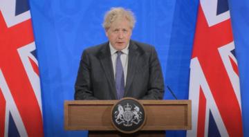 Boris Johnsondan Avrupa Ligine tepki