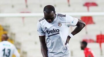 Son Dakika: Beşiktaştan Vincent Aboubakar için sakatlık açıklaması