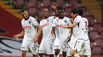 Trabzonsporda Edgar Ieden Galatasaray sonrası itiraf Hak etmiştik