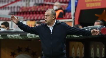 Galatasarayda Fatih Terimden eleştiri: Buna kızıyorum biraz...