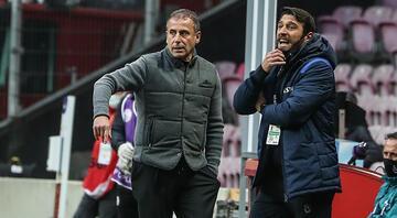 Trabzonsporda Abdullah Avcıdan Galatasaray sonrası flaş sözler Sinirliyim