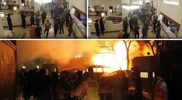 Son dakika haberi: Pakistanda korkunç patlama: AA muhabiri yaralandı TDV heyeti de bölgedeydi...