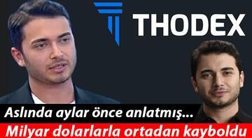Türkiyenin konuştuğu Thodex vurgunu Kripto para dünyası şokta..