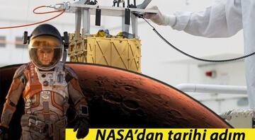 NASAdan tarihi adım: Marsta oksijen üretti