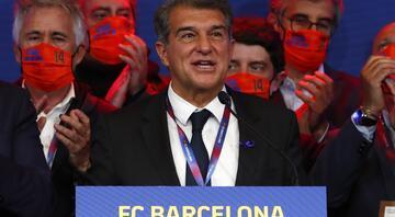 Barcelona Başkanı Joan Laporta: Avrupa Süper Ligi bir zorunluluk...