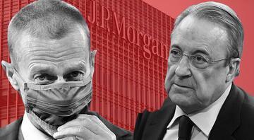 Avrupa Süper Liginin çökmesi sonrası dev banka JP Morgandan pişmanlık açıklaması