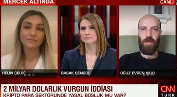 Uzmanlar Thodex dolandırıcılığını CNN Türkte yorumladı Nelere dikkat edilmeli Alınacak karar emsal olacak...