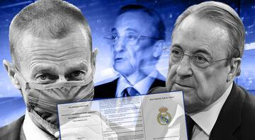 Avrupa Süper Liginin sözleşmesi sızdı O madde ortaya çıktı ve çılgın tazminat...