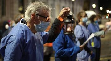Son dakika Dünya genelinde günlük koronavirüs vaka rekoru kırıldı