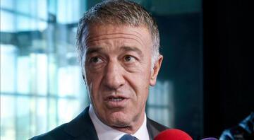 Trabzonsporda Başkan Ahmet Ağaoğludan transfer müjdesi