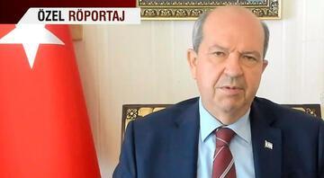 KKTC Cumhurbaşkanı Ersin Tatar: Artık federasyon kapısı tamamen kapandı