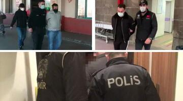 62 il ve KKTCde FETÖye operasyon 532 kişiye gözaltı kararı..