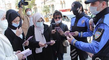 İstanbulda polisler Kadesi tanıttı