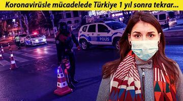 Cumhurbaşkanı Erdoğan yeni koronavirüs tedbirlerini açıklamıştı İçişleri Bakanlığı detayları paylaştı