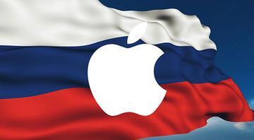 Rusya'dan Applea rekor ceza