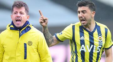 Fenerbahçede Ozan Tufan ve Emre Belözoğlu kararı Sezon sonu...