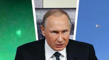 ABDden ilginç UFO iddiası: Arkasında Putin var