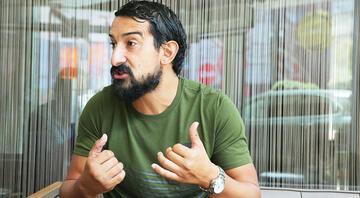 Serhat Akından Alanyaspor-Fenerbahçe maçında kırmızı kart gören Gökhan Gönüle tepki