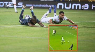 Alanyaspor - Fenerbahçe maçında penaltı tartışması IFABın kural kitabı ne diyor