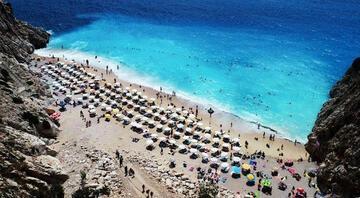 Türkiyenin turizm geliri yılın ilk çeyreğinde 2,5 milyar dolar oldu