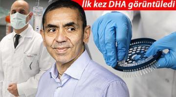 Sputnik V aşısının Türkiyede üretileceğini tesis görüntülendi Uğur Şahin ile aynı kaderi yaşadık