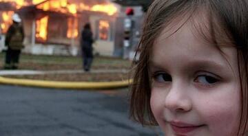 4 yaşındayken bir fotoğrafı çekildi ve tüm hayatı değişti