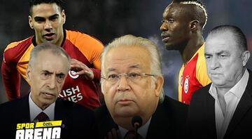 Galatasaray Başkan Adayı Eşref Hamamcıoğlundan Fatih Terim, Fenerbahçe ve Mustafa Cengiz açıklaması