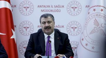 Sağlık Bakanı Fahrettin Kocadan Biontech ve Sputnik V aşısı için çok önemli açıklama..
