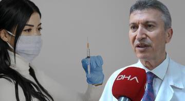 Prof. Dr. İsmail Balık, İnaktif aşıda üçüncü doz gerekebilir deyip uyardı: Salgın devam ettiği sürece...