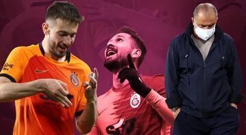 Gençlerbirliği-Galatasaray maçına damga vuran performans Halil Dervişoğlunun şovu sonrası transfer çağrıları...