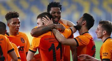 Gençlerbirliği 0-2 Galatasaray (Maçın özeti ve golleri)
