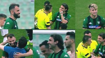 Küme düşen Denizlispor futbolcularının görüntüsü sosyal medyada çok konuşuldu