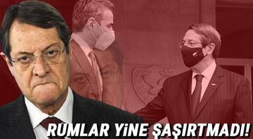 Son dakika haberler... Rum lider Anastasiadisten tepki çeken Türkiye açıklaması