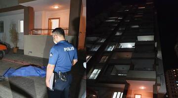 Adanada korkunç olay 13 kattan düşen çocuk hayatını kaybetti.