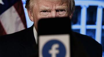 Facebooktan Trumpa kötü haber... Yasak devam edecek