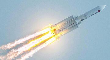 Çin roketi kontrolden çıktı Nereye düşecek