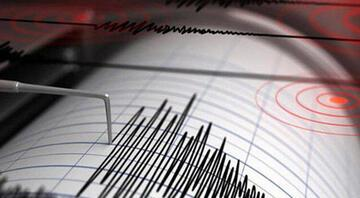 Bingölde korkutan deprem