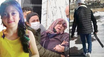 13 yaşındaki Pınar Kaban maganda kurbanı Kapıyı açtım, yerde cesedi buldum