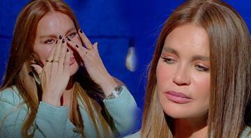Ebru Şallı oğlu Parsı anlatırken gözyaşlarına boğuldu... MR çekildi dünya başıma yıkıldı