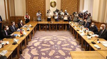 Türkiye - Mısır görüşmeleri tamamlandı Dışişlerinden ilk açıklama geldi