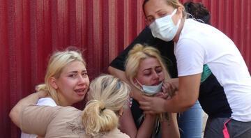 Semra Çetin vahşice katledildi Kızı sese uyandı, gözyaşlarına boğuldular
