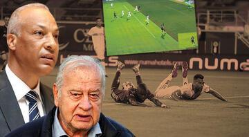 Serdar Tatlı: Bu maçta kural hatası yok - Selim Soydan: Hayır, tekrar edilmeli