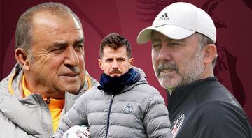 Süper Ligde Galatasaray-Beşiktaş ve Ankaragücü-Fenerbahçe maçları şampiyonu belirleyebilir