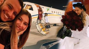 Şeyma Subaşının Mısırlı milyarder sevgilisi Mohammed Alsaloussi kesenin ağzını açtı... Meedodan Şeymaya özel jet