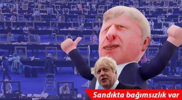 İskoçyada seçimleri bağımsızlık yanlıları önde götürüyor... Boris Johnsondan sert açıklama geldi