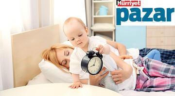 'Anneler için uyku ödül değil bir hak'