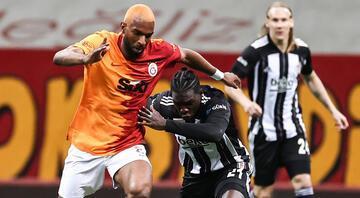 Galatasaray 3-1 Beşiktaş (Maçın özeti ve golleri)