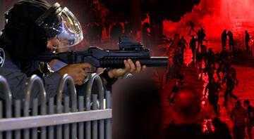 İsrailin saldırıları devam ediyor Ortalık savaş alanına döndü