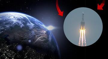 NASAdan sert açıklama: Çin roketinin düştüğü yer belli oldu